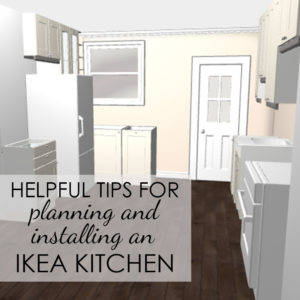 Ikea Kitchen Cabinets: Helpful Hints