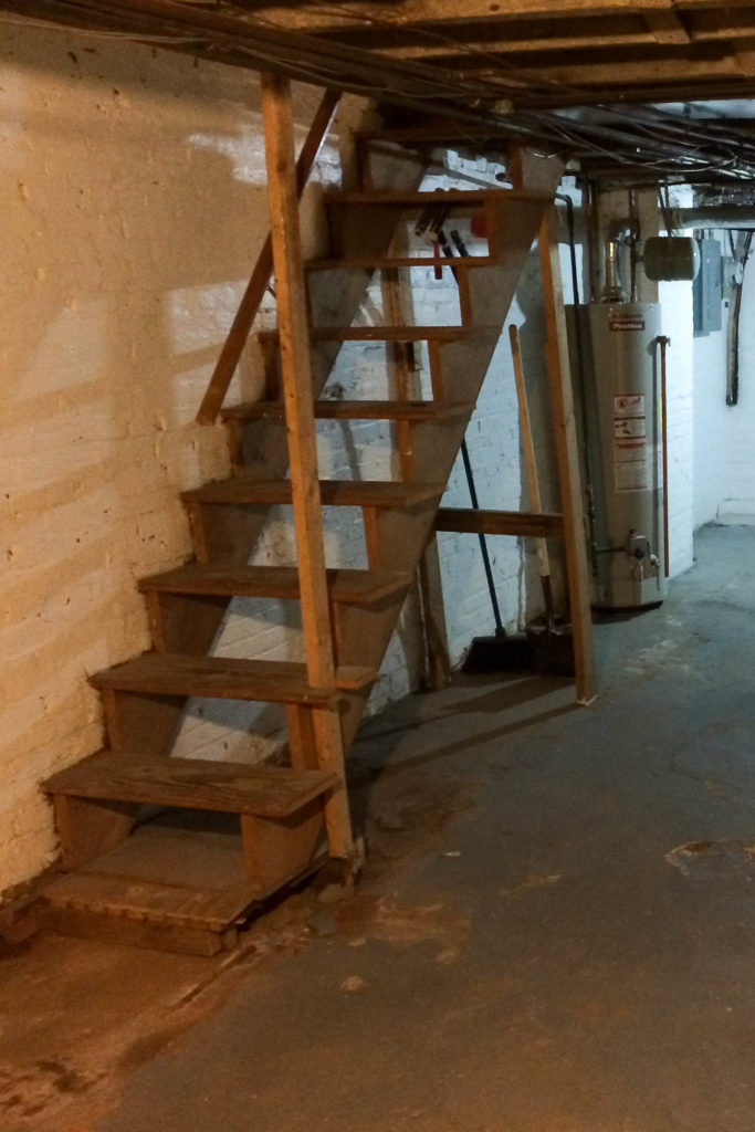 Diy Painted Amp Upgraded Basement Stairs An Affordable Option
