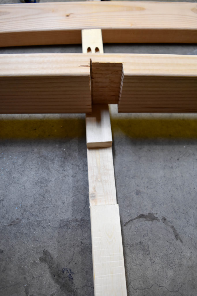 How to: notching wood with a circular saw