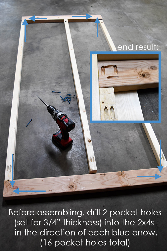 Perfect beginner's Kreg Jig project - DIY patio table for less than $100